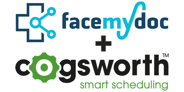 FaceMyDoc Partners with Scheduling Startup Cogsworth